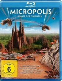 Micropolis (Blue-ray)